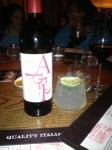 Quality Italian Wine &Marg