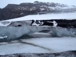 Iceland Glacier IceBridge