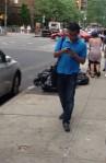 Guy in BlueShirt